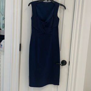 Ellie Tahari Silk Dress